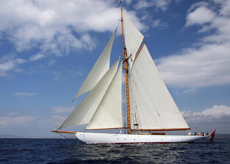 Interieur merrymaid for Interieur yacht