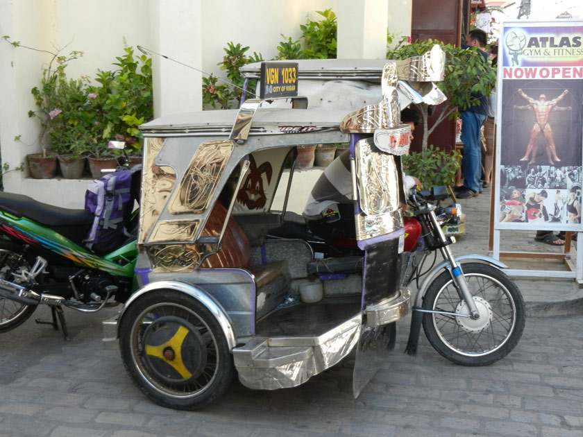Image result for tricycle on vigan